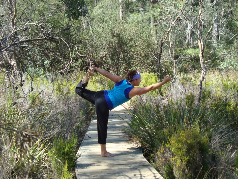 Grow Yoga Tasmania: Martine de Lacy
